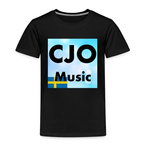 CJO - Premium-T-shirt barn