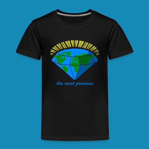 Diamond World - Kinder Premium T-Shirt