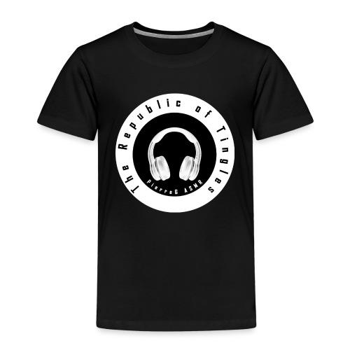 The Republic of Tingles [PierreG ASMR] - T-shirt Premium Enfant