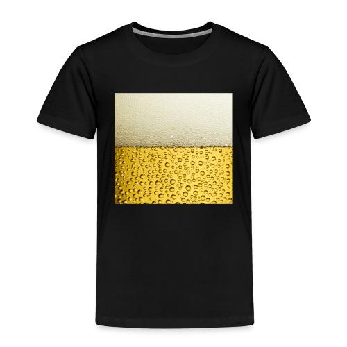 Logo beer bier - Kinderen Premium T-shirt