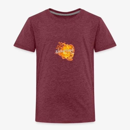 NeverLand Fire - Kinderen Premium T-shirt