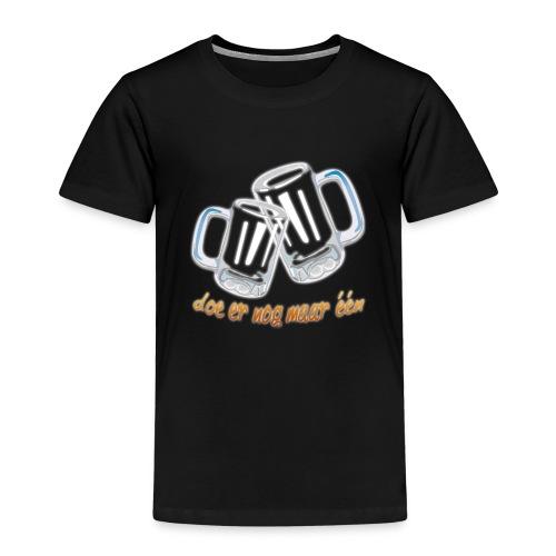 Doe er nog maar een Shirt png - Kinderen Premium T-shirt