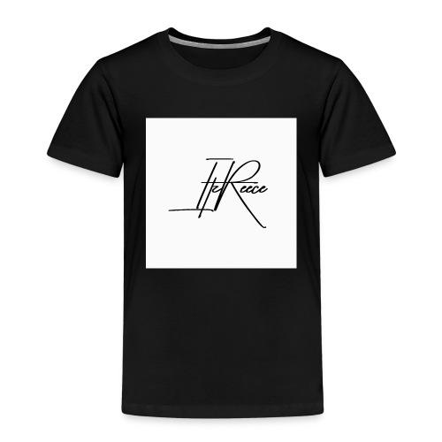 Small logo white bg - Kids' Premium T-Shirt
