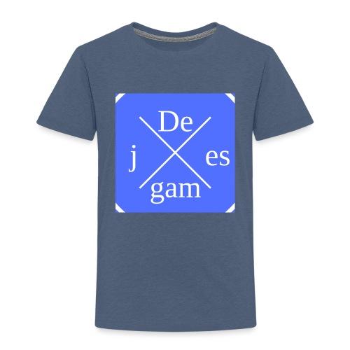 de j games kleren - Kinderen Premium T-shirt