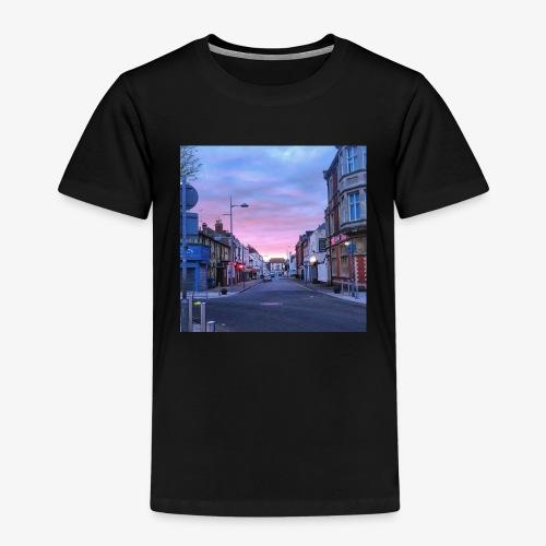 Clacton Sunrise - Kids' Premium T-Shirt