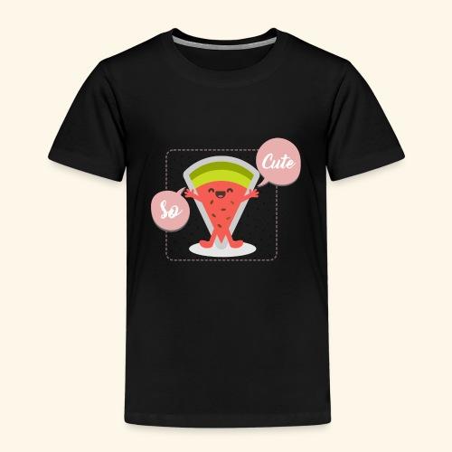 pastèque cute - T-shirt Premium Enfant