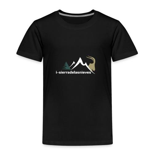 i-sierradelasnieves.com - Camiseta premium niño