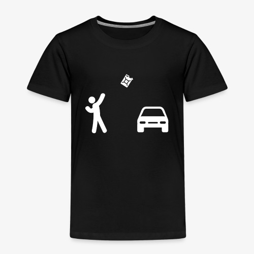 JeroenBasic - Kinderen Premium T-shirt