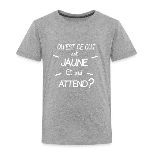 Edition Limitee Jonathan Black - T-shirt Premium Enfant