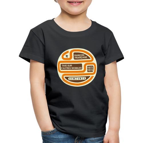 Vignette automobile 1973 - T-shirt Premium Enfant