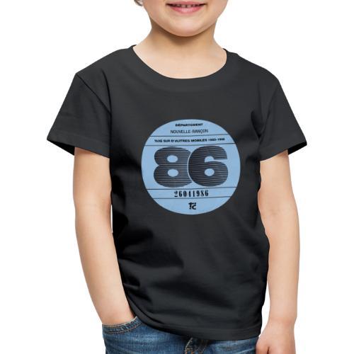 Vignette automobile 1986 - T-shirt Premium Enfant