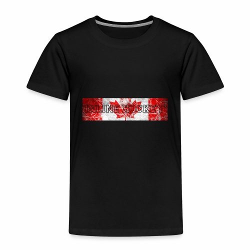 Inline Hockey Canada - T-shirt Premium Enfant