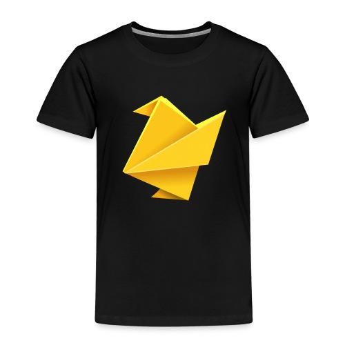Origami Twiti Bird TSHIRT - Premium T-skjorte for barn