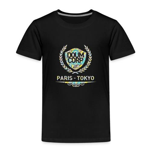 Logo couleurs été - T-shirt Premium Enfant