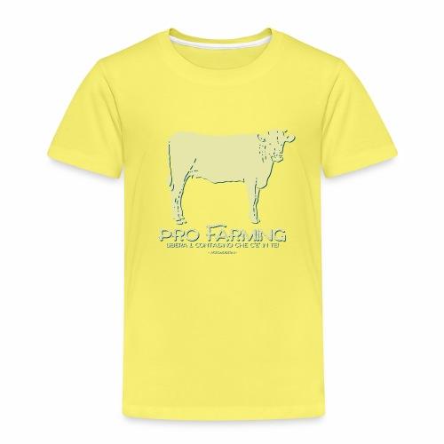 PRO Farming - Maglietta Premium per bambini
