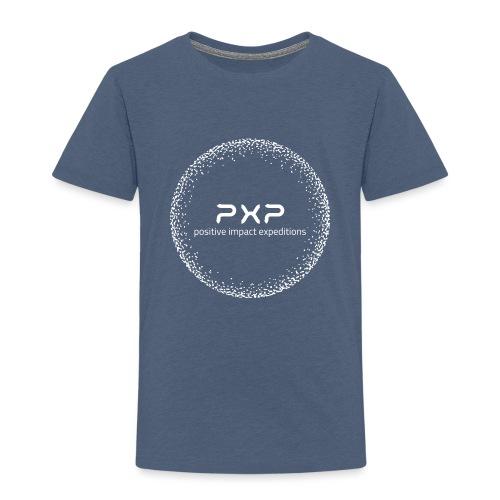 white logo transparent 2x - Kids' Premium T-Shirt