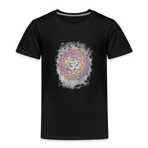 Colorful Mandala Aum - Kids' Premium T-Shirt