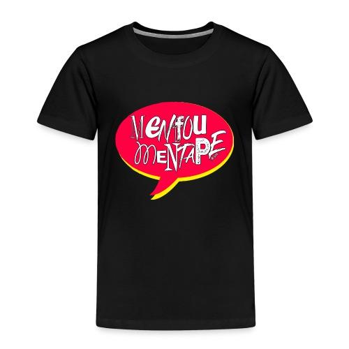 Bulle MFMT rouge et jaune - T-shirt Premium Enfant