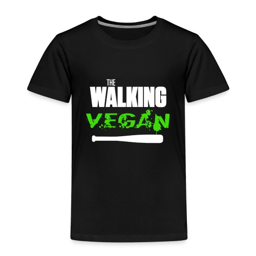 walking vegan 1 - T-shirt Premium Enfant