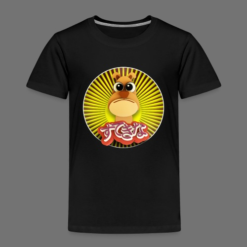 Nice Dog - Kids' Premium T-Shirt