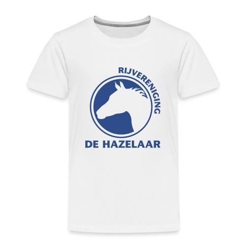 LgHazelaarPantoneReflexBl - Kinderen Premium T-shirt