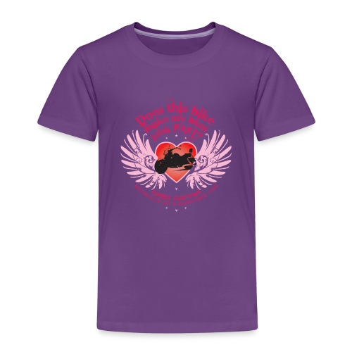 Kabes Fast Bum T-Shirt - Kids' Premium T-Shirt