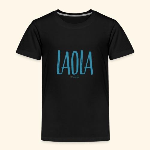 ola - Camiseta premium niño
