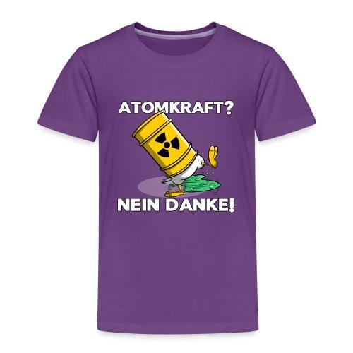 Atomkraft - Nein Danke - Kinder Premium T-Shirt