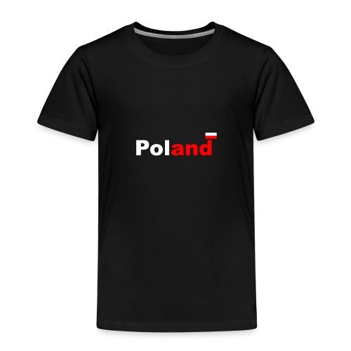 Poland Polen Polska - Kinder Premium T-Shirt