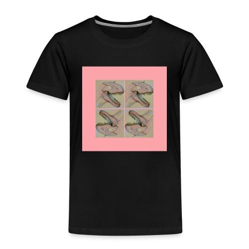 Jurassic party - Lasten premium t-paita