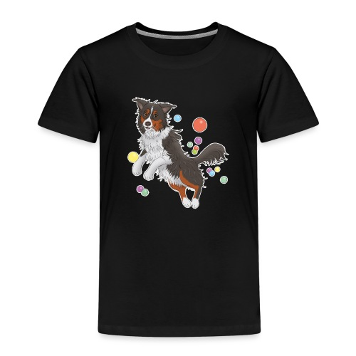 Australian Shepherd - Kinder Premium T-Shirt