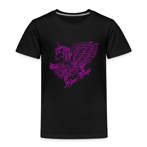 roze - Kinderen Premium T-shirt