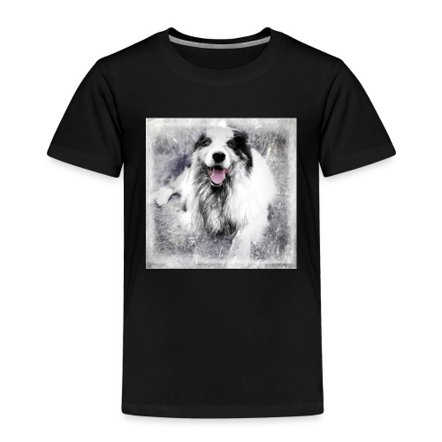 Cody bw - Kinder Premium T-Shirt