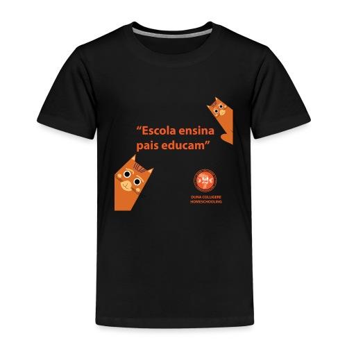 Duna EEE - Premium T-skjorte for barn
