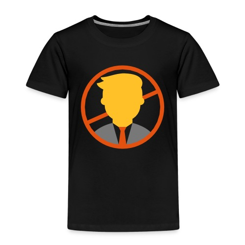 Anti trump campaign - Kids' Premium T-Shirt