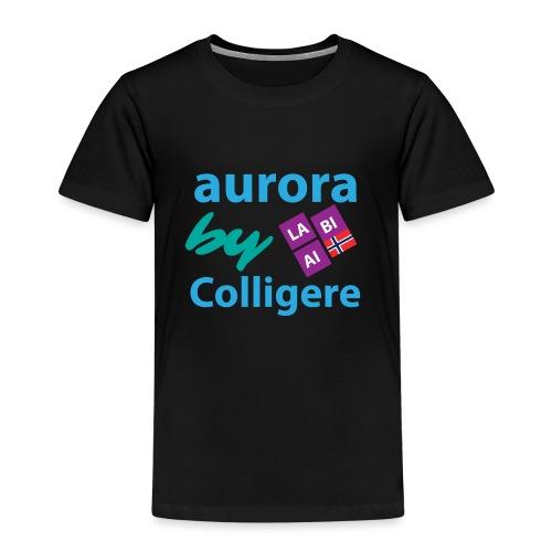 Aurora by Colligere - Premium T-skjorte for barn