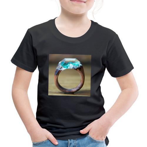 schöner Ring - Kinder Premium T-Shirt