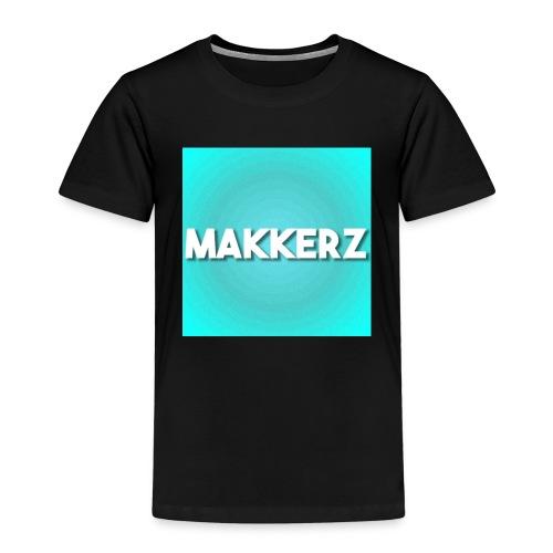 Makkerz Logo 2 - Kids' Premium T-Shirt