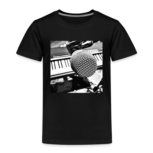 Vocals&Piano - Kinder Premium T-Shirt