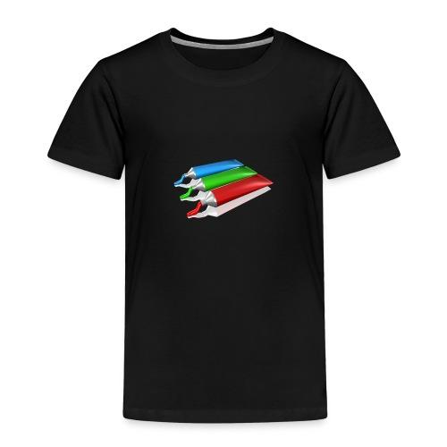 paint - Kinder Premium T-Shirt