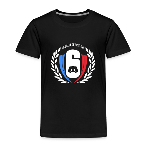 Logo LaSalleDeBriefing - T-shirt Premium Enfant