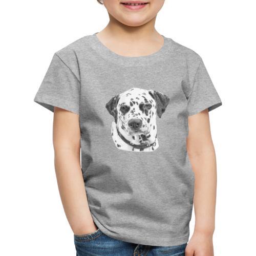 dalmatian - Børne premium T-shirt