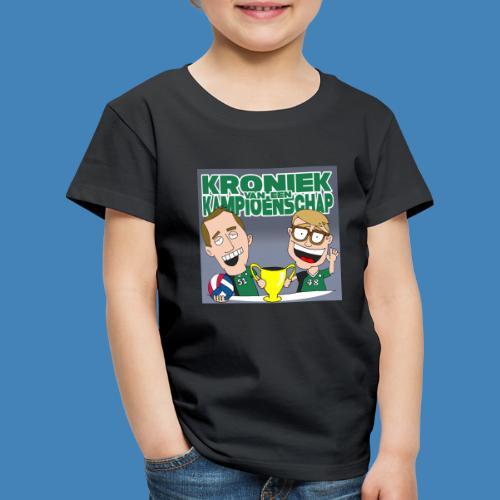Kroniek van een Kampioenschap - Kinderen Premium T-shirt