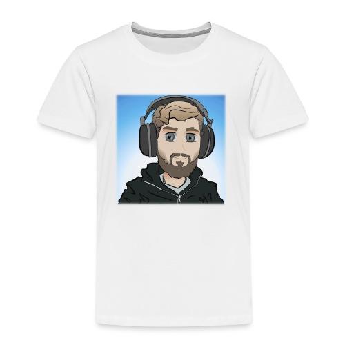 KalzAnimated - Børne premium T-shirt