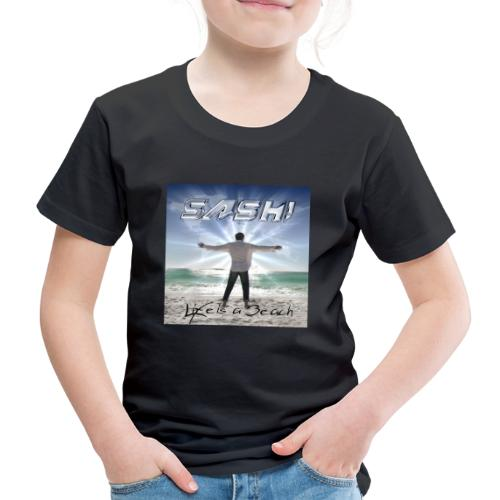 Life Is A Beach Cover - Kids' Premium T-Shirt