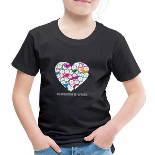 blossom-and-wren - Kids' Premium T-Shirt