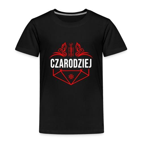 Klasa: czarodziej - Koszulka dziecięca Premium