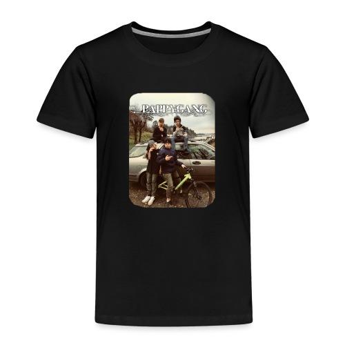 PappyGang - Premium-T-shirt barn