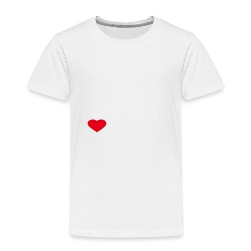 MYBESTFRIEND-STAFFORDSHIRE BULLTERRIER - Kinder Premium T-Shirt