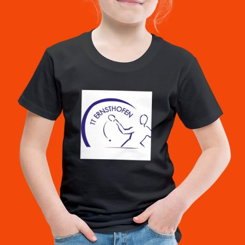 TTE Logo - Kinder Premium T-Shirt